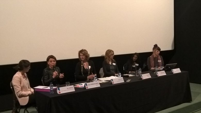 Panel dyskusyjny Women in Media