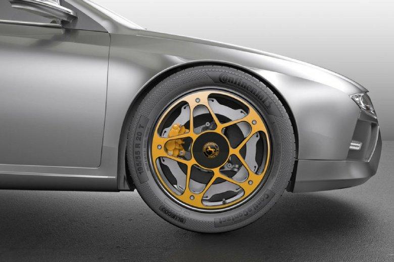 New Wheel Concept.