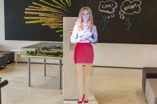 Holohostessa - wirtualna hostessa i asystentka