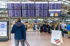 Pasażerowie British Airways zamiast do Dusseldorfu w Niemczech, polecieli do Edynburga w Szkocji.