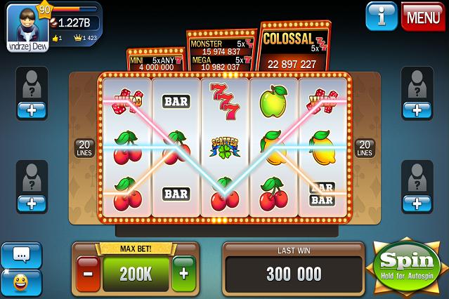 Tak wygląda mobilne kasyno.