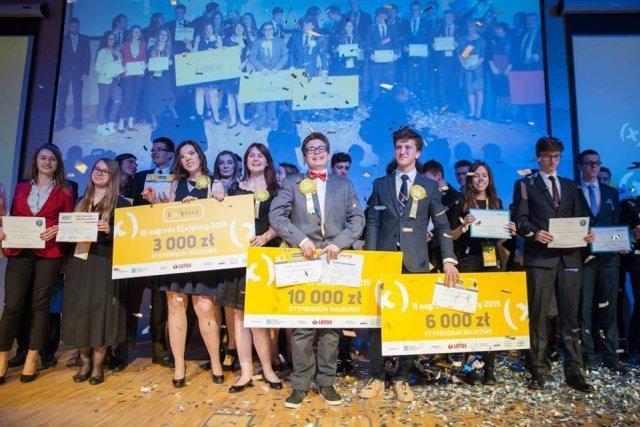 16-latek z Trzebini do Bukaresztu trafił po wygraniu konkursu dla młodych naukowców E(x)plory 2015