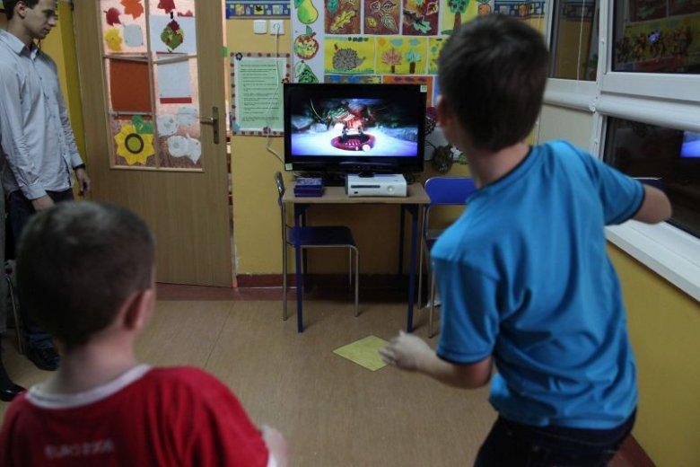 Granie w gry nie jest jedynie rozrywką dla dzieci
