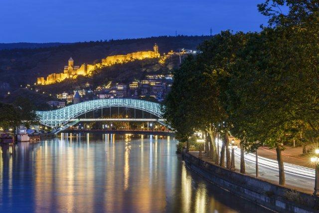 Tbilisi coraz bardziej zaczyna przypominać inne stolice państw europejskich
