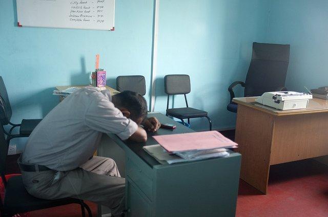 Ćwierć miliona osób jest rozczarowanych poszukiwaniem pracy