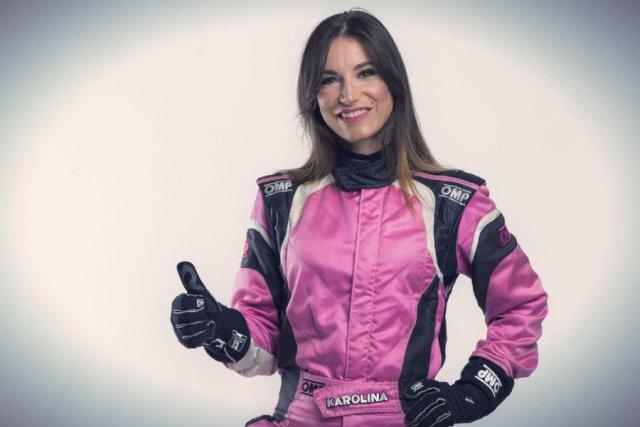 Karolina Pilarczyk - Polish Drift Girl.