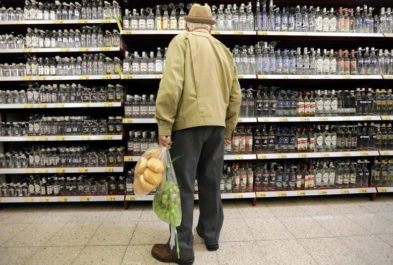 Sprzedaż wódki w Polsce rośnie. - To może być efekt 500 plus - twierdzą eksperci.