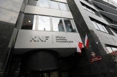 NIK zarzuca KNF pobłażliwość w stosunku do banków spółdzielczych.