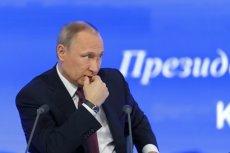 Amerykańskie sankcje spowodowały panikę na rosyjskiej giełdzie, uleciały z niej miliardy dolarów. 50 najbogatszych oligarchów straciło 12 mld dol.