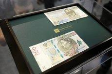 Banknoty o nominale 500 zł wprowadza do swojej oferty sieć Euronet.
