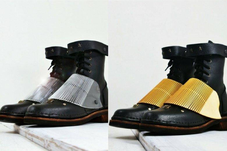 W butach wykorzystywane bywają też np. szkło akrylowe czy drewno z dębu.