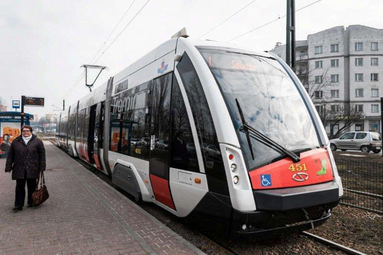 Solaris Tramino, jeden z najnowszych tramwajów firmy