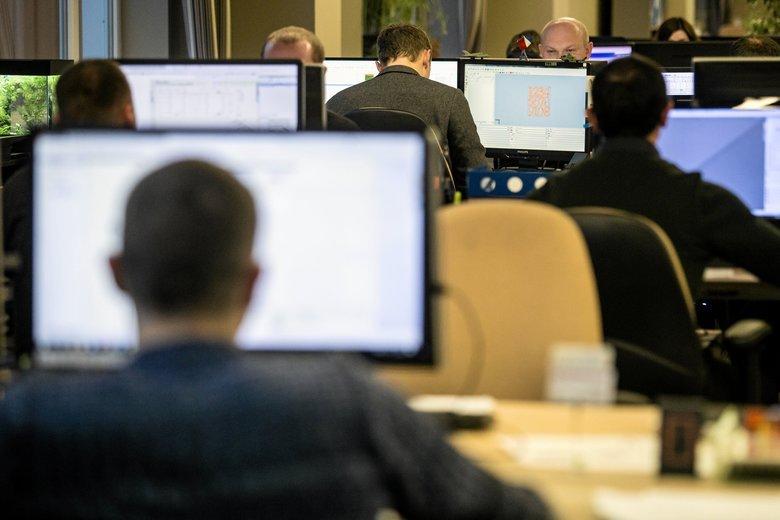 Skarbówka żąda danych osób, które obracają kryptowalutami