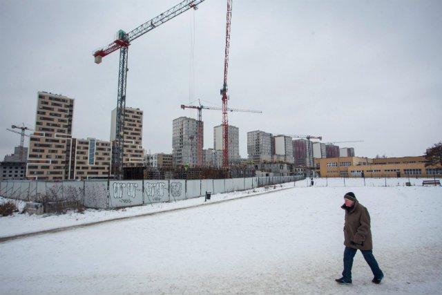 Popyt na mieszkania rośnie coraz bardziej. Szczególna sytuacja jest w Warszawie, gdzie tylko w tym roku nabywców znajdzie 28 tys. mieszkań.