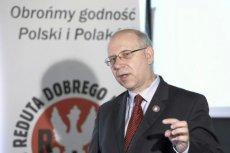 Polska Fundacja Narodowa nie dostała 19 mln zł -  1/3 pieniędzy na ten rok. Na zdjęciu Maciej Świrski, prezes PFN.