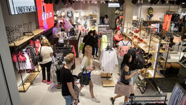Tak wygląda salon Reserved w Berlinie. W ostatnich latach LPP prowadzi w Europie i na świecie silną ekspansję tej najbardziej rozpoznawalnej polskiej marki.