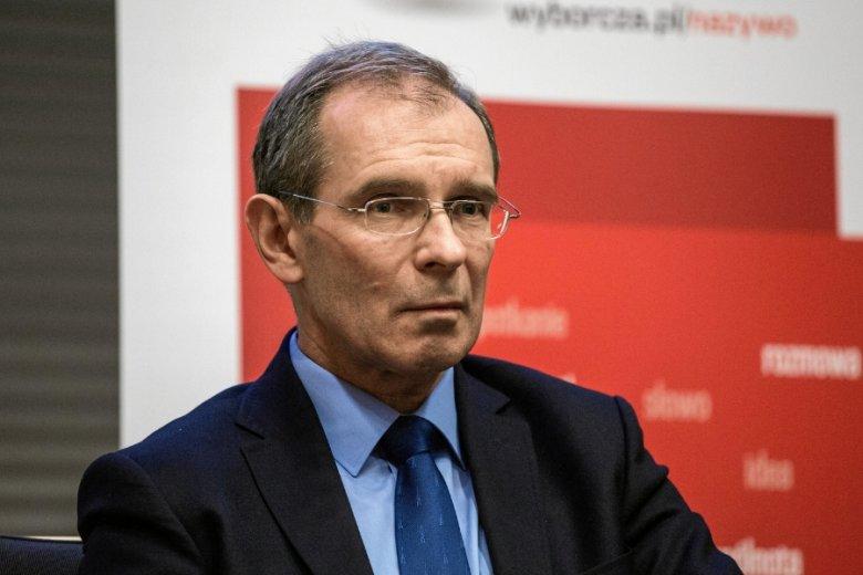 Zygmunt Frankiewicz, prezydent Gliwic i szef Związku Miast Polskich obiecuje, że projekt podwyżki wynagrodzeń samorządowców trafi na ręce rządu jeszcze w tym roku.