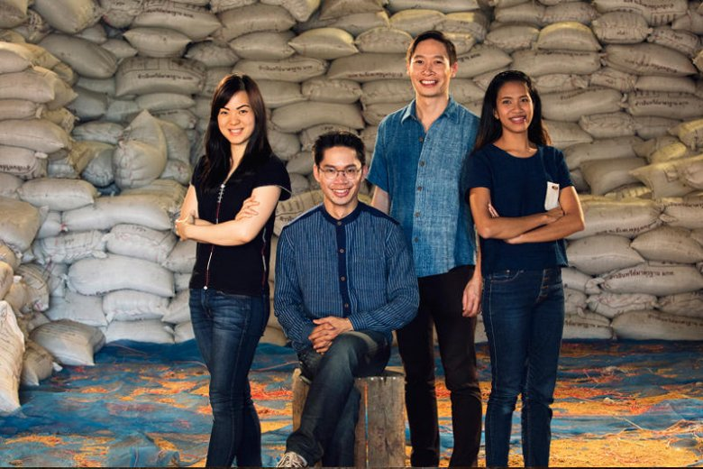 Zespół Siam Organic.