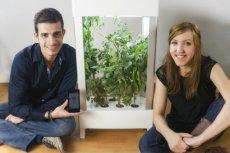 Na zdjęciu Javier i Agnieszka