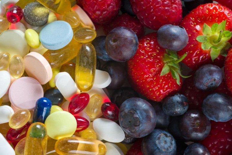 Suplementy to nie leki - mogą jedynie uzupełnić naszą dietę.