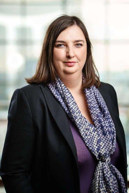 Ilona Wołyniec, Dyrektor Departamentu Finansowania Projektów Inwestycyjnych w PKO Banku Polskim