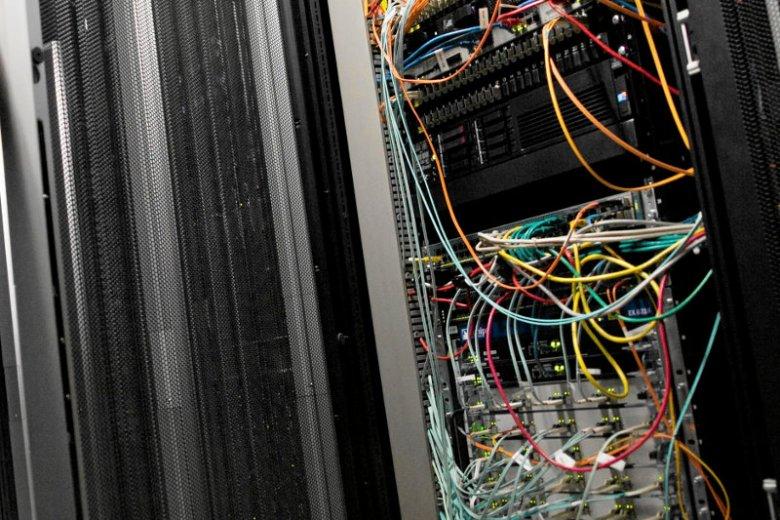 Największa serwerownia w Europie powstaje w Poznaniu