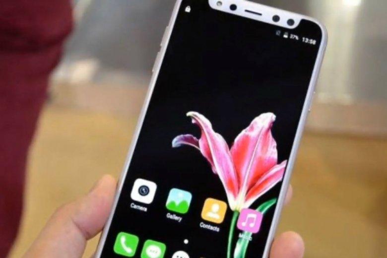 Hotwav Symbol S3 to klon iPhone'a X, który wzbudził duże zainteresowanie internautów