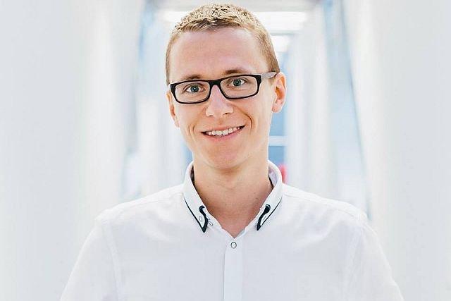 Wiktor Warchałowski, szef Airly