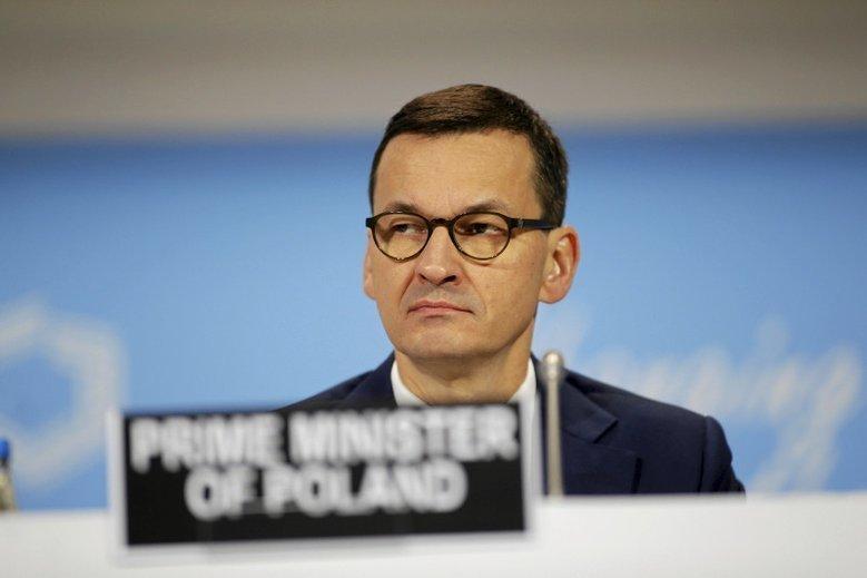Premier Mateusz Morawiecki znowu minął się z prawdą, mówiąc o zagranicznych wieżowcach w Polsce