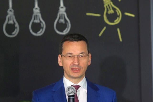 Wicepremier Mateusz Morawiecki, odpowiedzialny za gospodarkę, może mieć powody do zadowolenia.