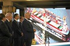 Odbudowę potencjału szczecińskiej państwowej stoczni premier i członkowie PiS zapowiadali już w 2017 roku