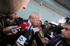 Minister energii Krzysztof Tchórzewski. Sejm musiał znowelizować ustawę o cenach energii w ślad za uwagami Unii Europejskiej.