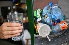 Najnowsze badania pokazują, jak wiele plastiku znajduje się w kranowej wodzie