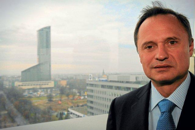 Leszek Czarnecki zamierza sprzedać wszystkie swoje udziały w firmie deweloperskiej LP Corp
