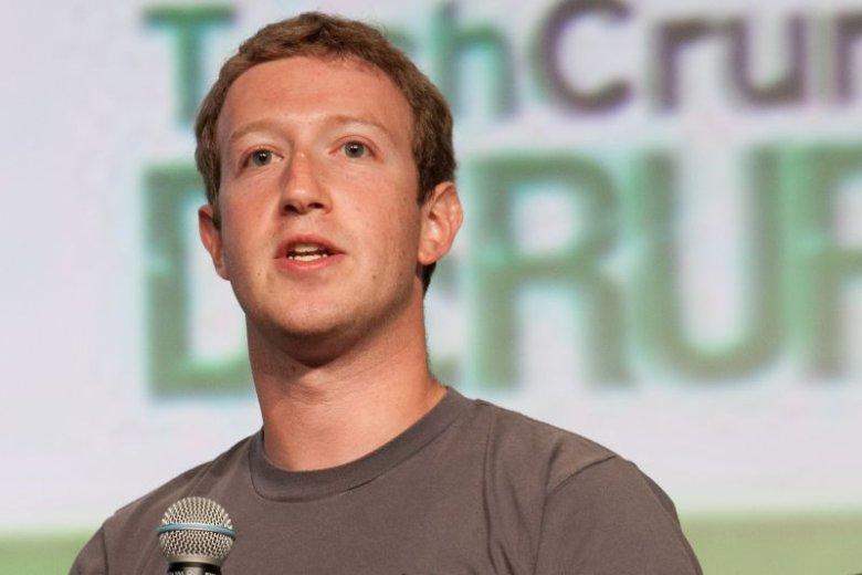 Mark Zuckerberg stracił tytuł najmłodszego miliardera