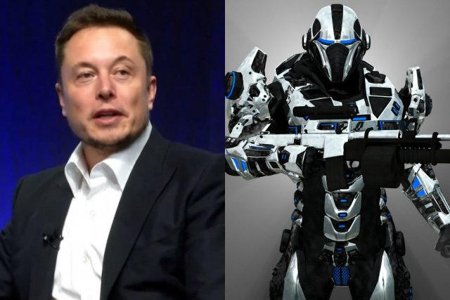Elon Musk ostrzega przed sztuczną inteligencją