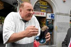 Jan Tomaszewski jest oburzony ZUS, bo jego koledzy nie mają emerytur