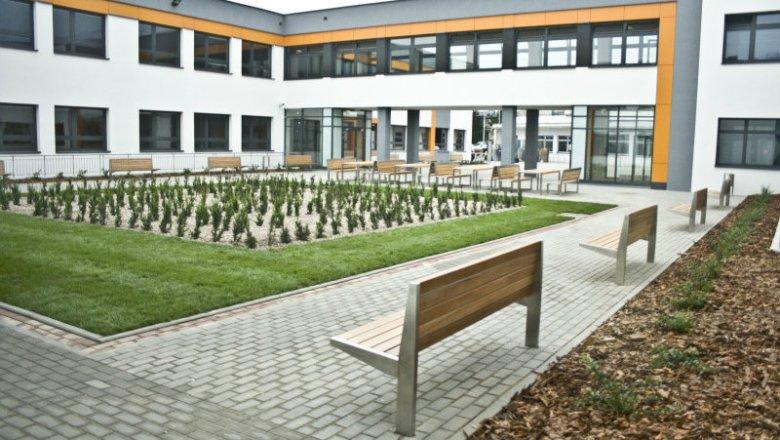 Tak wygląda budynek szkoły
