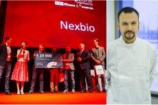 Lubelski Nexbio, firma która ma dopiero niecały rok, wygrał jednogłośnie największy konkurs dla start-upów w tej części Europy