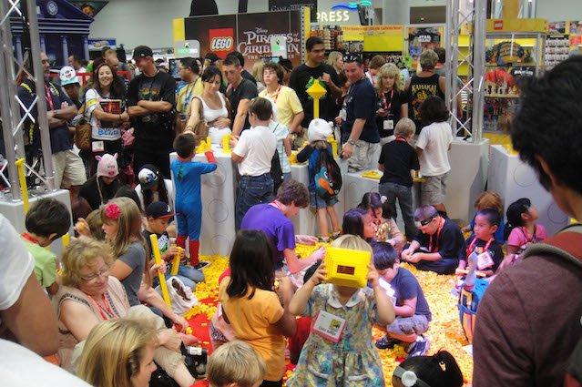 Jako marka, Lego istnieje od 1932 roku. I ciągle zyskuje na popularności.