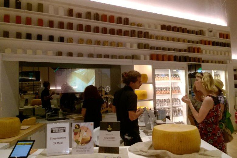 W markecie przyszłości miejsce na promocję swoich produktów mają producenci żywności, zwłaszcza Ci lokalni.