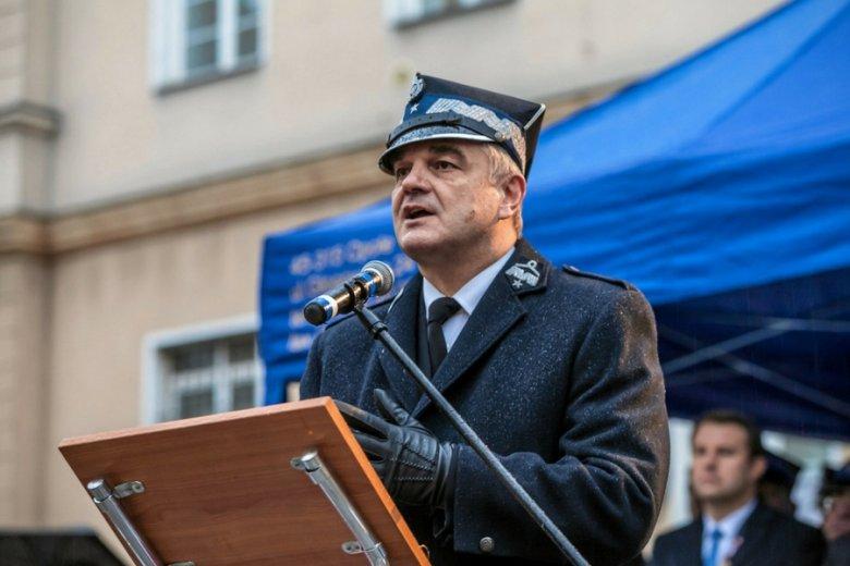 Były premier i szef zarządu OSP, Waldemar Pawlak (PSL).