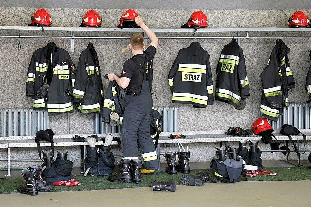 Straż pożarna w Białymstoku