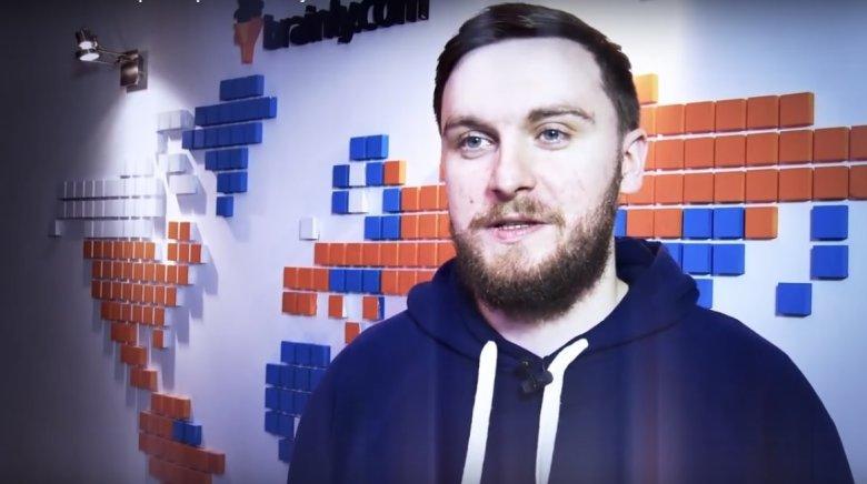 Start-up Michała Borowskiego został wsparty przez Sebastiana Kulczyka
