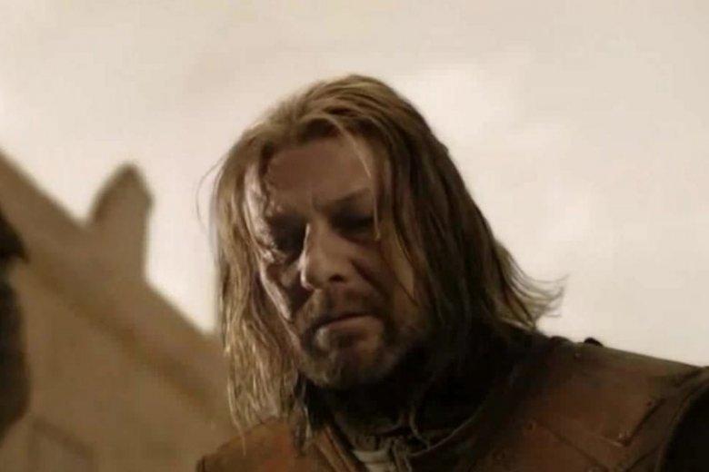 Nie ma ludzi niezastąpionych. Przekonali się o tym wszyscy, których ulubionym bohaterem był Ned Stark.