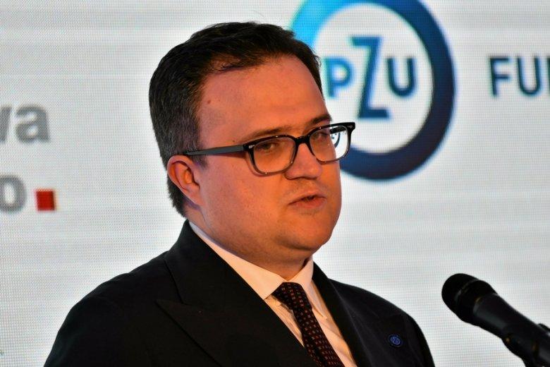Michał Krupiński, były prezes PZU, obecnie kierujący Bankiem Pekao S.A.