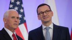 Premier Mateusz Morawiecki obawia się, że bezwizowy ruch z USA sprawi, iż Polacy masowo wyjadą do Stanów Zjednoczonych