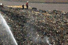 Komunalne wysypisko śmieci w Bytomiu