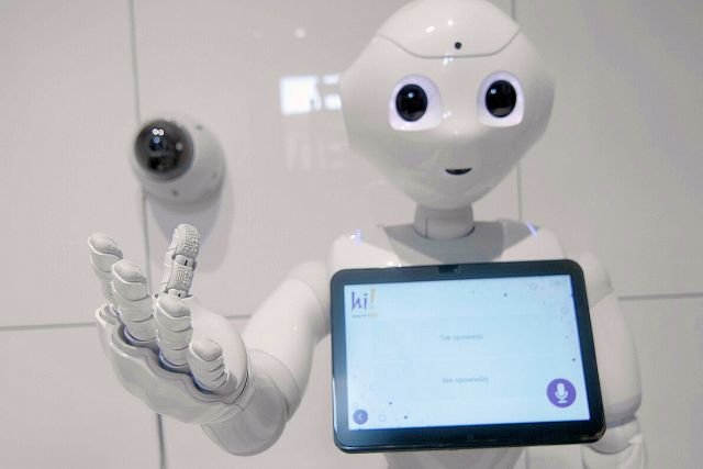 Robot wygląda niemal jak żywy