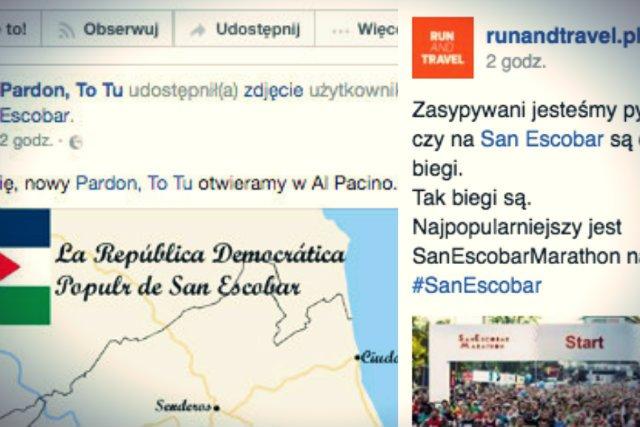 Firmy w Polsce bardzo szybko zobaczyły potencjał w przejęzyczeniu ministra Waszczykowskiego